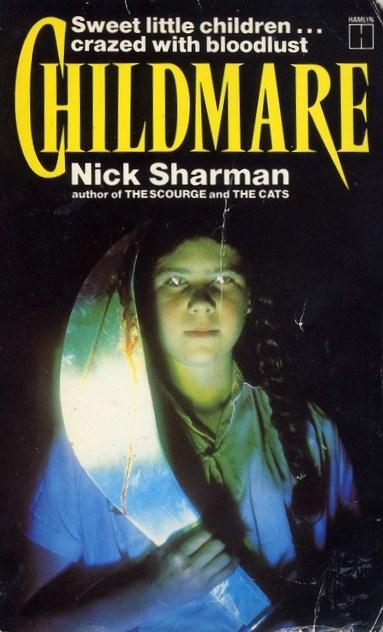 childmare - nick sharman - hamlyn uk