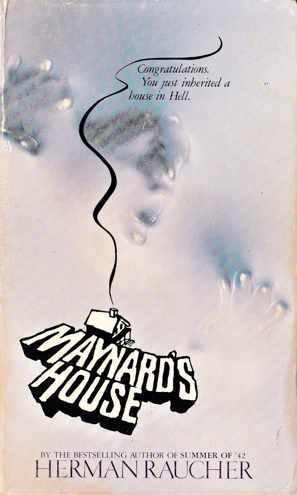 Maynard's House - Herman Raucher - Berkley - Sept 1981